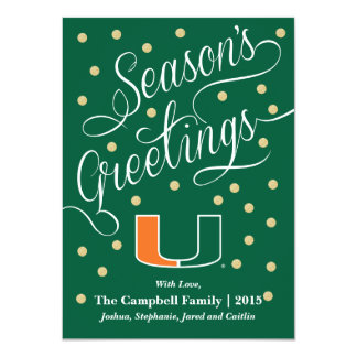 University of Miami U Card