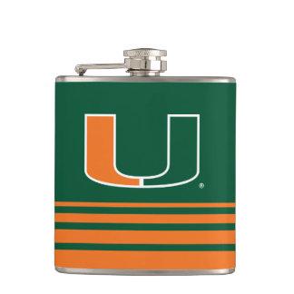 University of Miami U Flask
