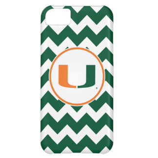 University of Miami U iPhone 5C Case
