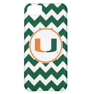 University of Miami U iPhone 5C Case