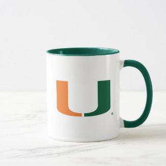 University of Miami U Mug