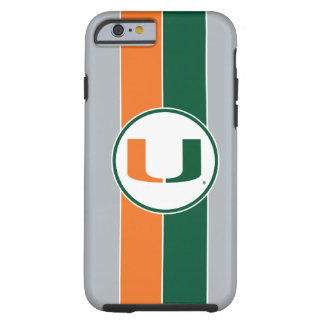 University of Miami U Tough iPhone 6 Case