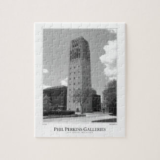 University of Michigan Clock Tower Puzzle