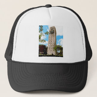 University of Michigan Tower Abstract Trucker Hat