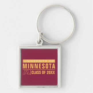 University of Minnesota Alumni Keychain