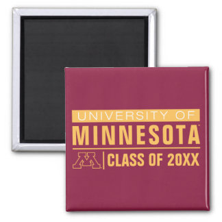 University of Minnesota Alumni Magnet