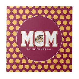 University of Minnesota Mom Ceramic Tile