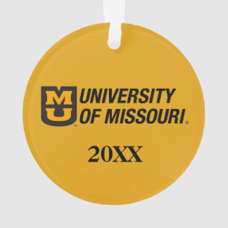 University of Missouri MU Logo Ornament