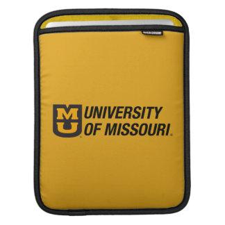 University of Missouri MU Logo Sleeve For iPads
