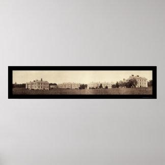 University of Missouri Photo 1914 Poster