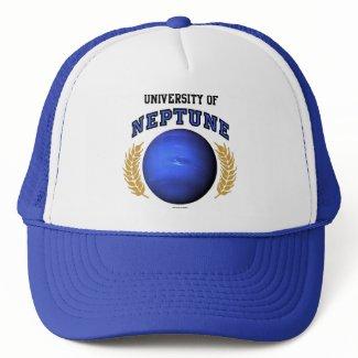University Of Neptune Hat