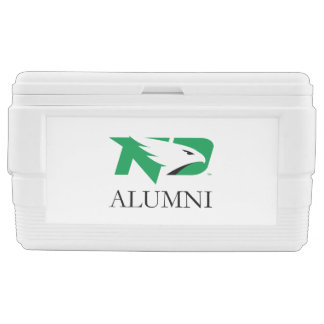 University of North Dakota Alumni Chest Cooler