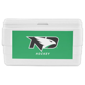 University of North Dakota Hockey Chest Cooler
