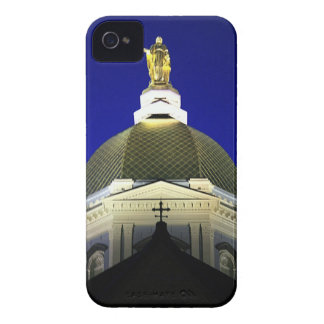 University of Notre Dame dome iPhone 4 Case