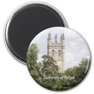 University of Oxford 2 Inch Round Magnet