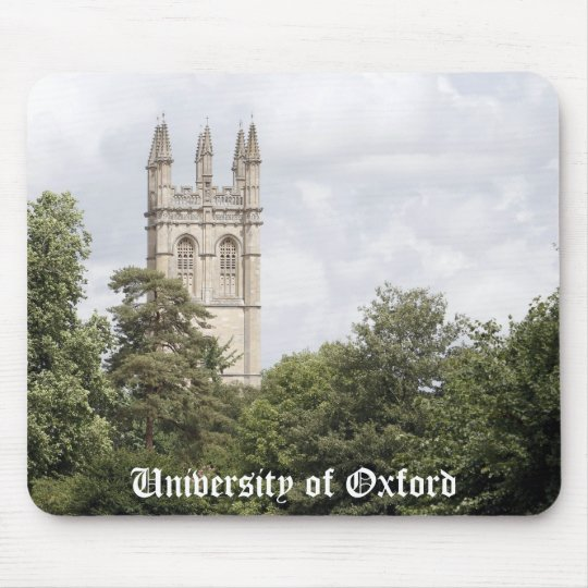 University of Oxford Mouse Pad