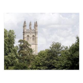 University of Oxford Postcard