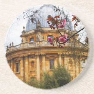 University OF Oxford Sandstone Coaster