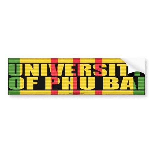 University of Phu Bai Sticker