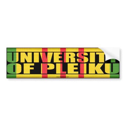 University of Pleiku Sticker