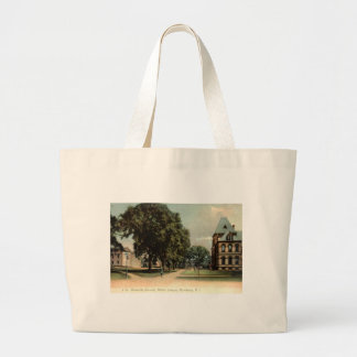 University of Rhode Island Providence 1906 Vintage Large Tote Bag