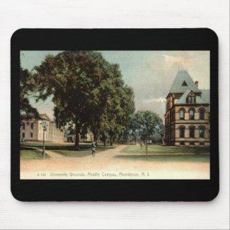 University of Rhode Island Providence 1906 Vintage mousepad
