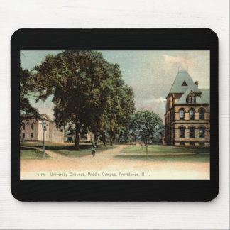 University of Rhode Island Providence 1906 Vintage Mouse Pad