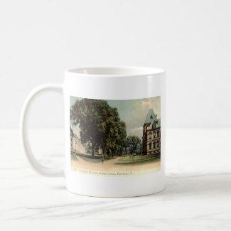 University of Rhode Island Providence 1906 Vintage mug