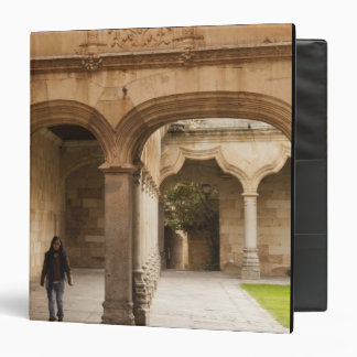 University of Salamanca 3 Ring Binder