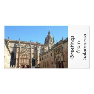 University of Salamanca Card