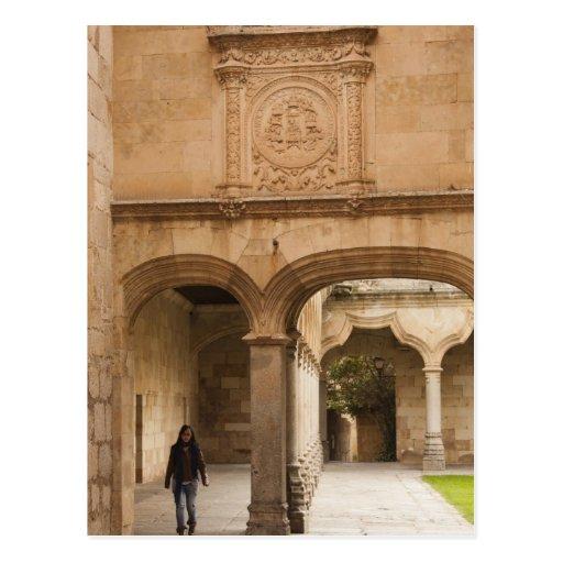 University of Salamanca Postcard