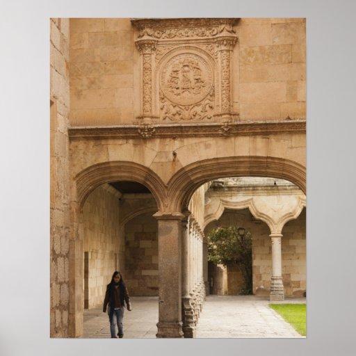University of Salamanca Print