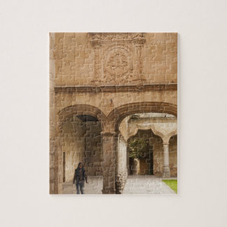 University of Salamanca Puzzle
