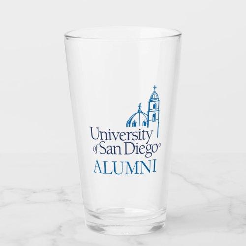 University of San Diego | Alumni Glass