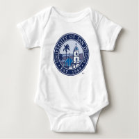 University of San Diego | Est. 1949 Baby Bodysuit