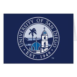 University of San Diego | Est. 1949 Card