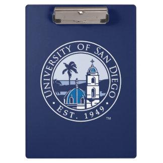 University of San Diego | Est. 1949 Clipboard