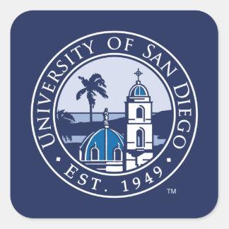 University of San Diego | Est. 1949 Square Sticker