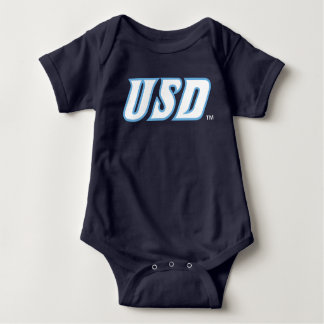 University of San Diego   USD Baby Bodysuit