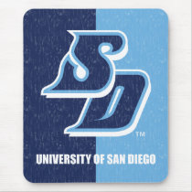 University of San Diego Vintage Mouse Pad