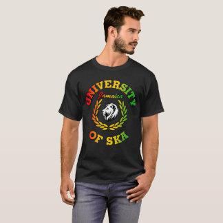 University of Ska Jamaica black T-Shirt