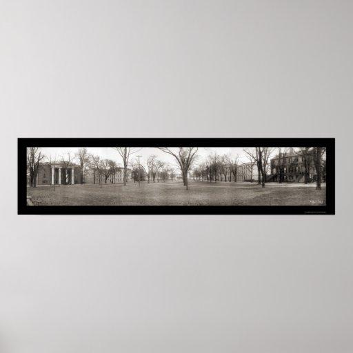 University of South Carolina Photo 1909 Print