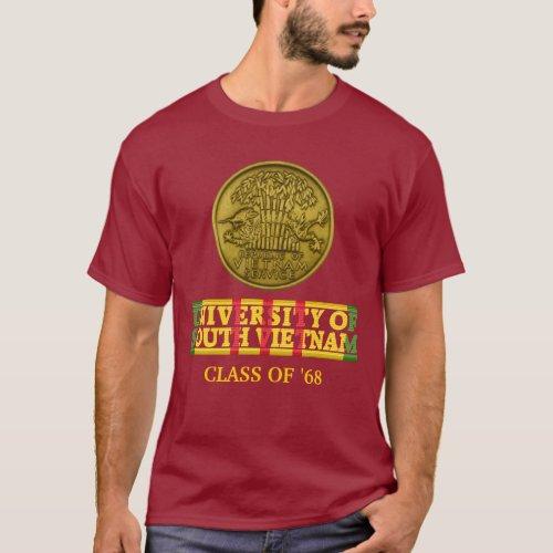 University of South Vietnam Class Shirt