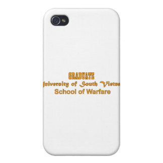 University Of South Vietnam - School of Warfare iPhone 4 Cover