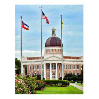University of Southern Mississippi Postcard