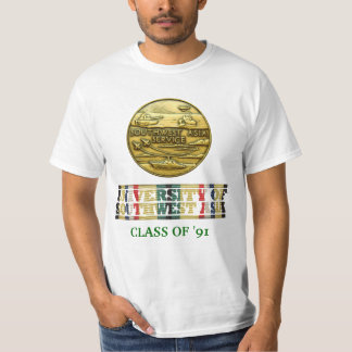 University of Southwest Asia Class Shirt