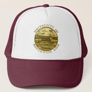 University of Southwest Asia Seal Mesh-Back Hat