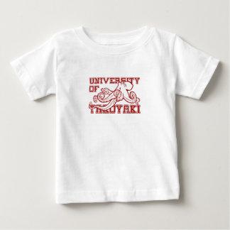 University of Takoyaki Japanese octopus funny Baby T-Shirt