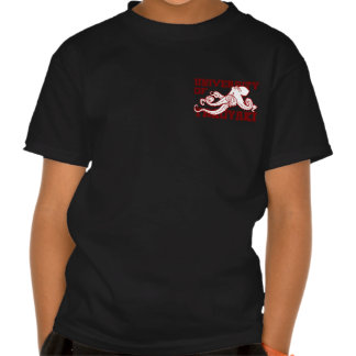 University of Takoyaki Japanese octopus funny Tshirts