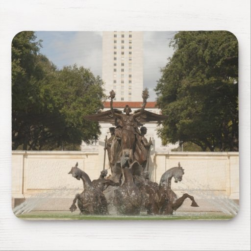 University of Texad Clock Tower. Mouse Pad